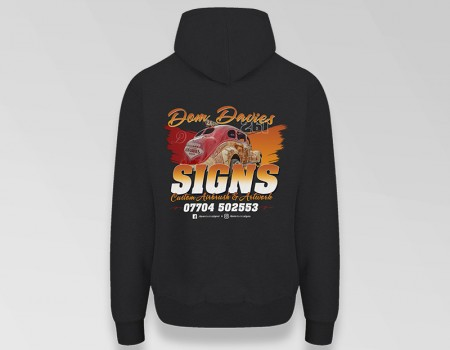 Dom Davies Signs